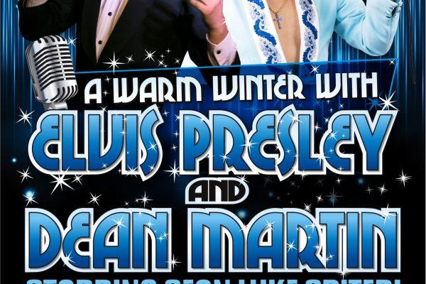 A Warm Winter With Elvis Presley & Dean Martin