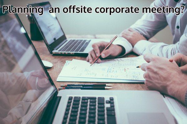 Corporate meetings at Pelicans Landing