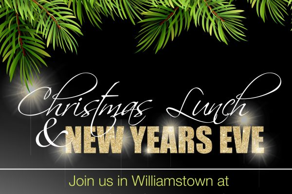 Christmas and New Years at Pelicans Landing