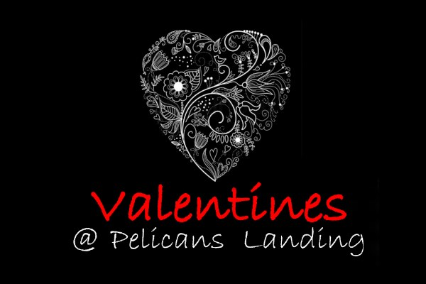 Valentines Day at Pelicans Landing