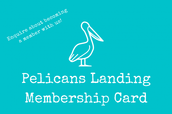 Become a Member at Pelicans Landing